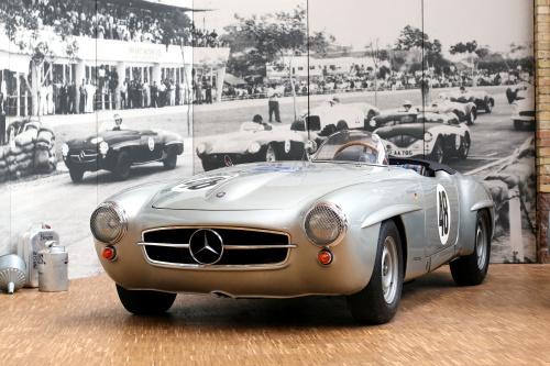 Mercedes 190SL, Mercedes-Benz museum