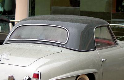 190SL, roof 1