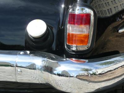 190SL, taillights 1