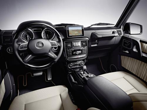 Mercedes G-Class, Mercedes-Benz museum