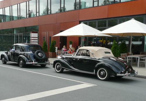 Mercedes 170, Mercedes Benz museum, mercedes e class