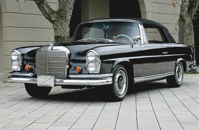 mercedes benz 220 se w111 coupe and cabriolet a timeless. Black Bedroom Furniture Sets. Home Design Ideas