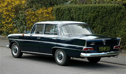 Mercedes 190 Fintail The Workhorse Of The 1960s