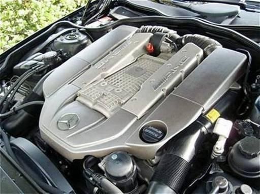 Mercedes R 230, Mercedes SL