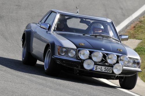 Mercedes R107