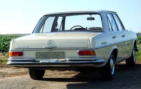 Mercedes 250S W108
