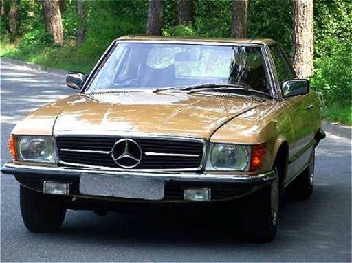 Mercedes-Benz 280-560SL /& SLC W107 series Roadsters /& Coupes 1971-1989
