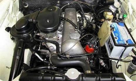 Mercedes 250SE W108